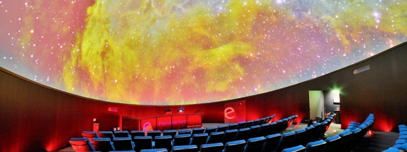 The Planetarium of Rennes