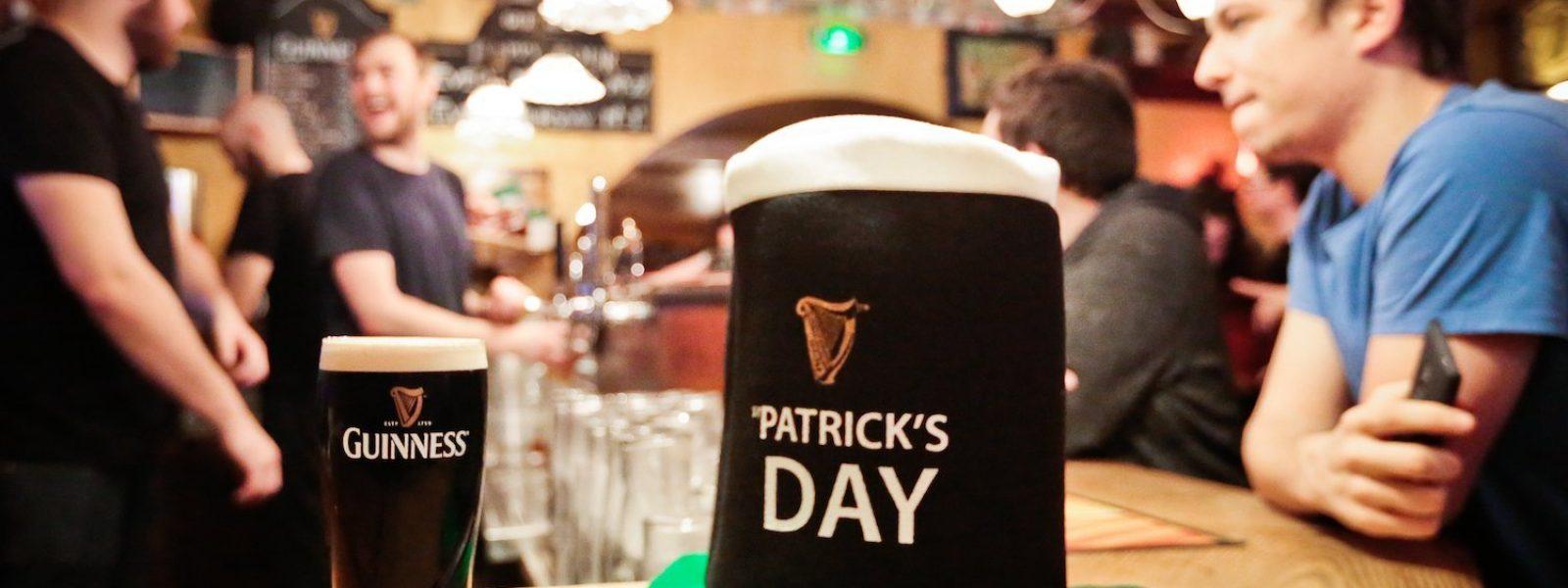 Top 8 des pubs pour fêter la Saint-Patrick