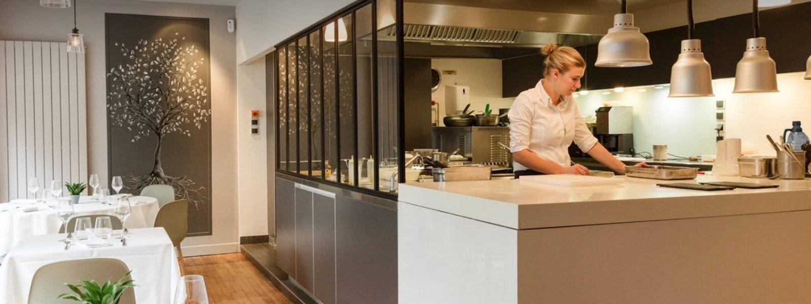 Racines, nouveau restaurant étoilé à Rennes