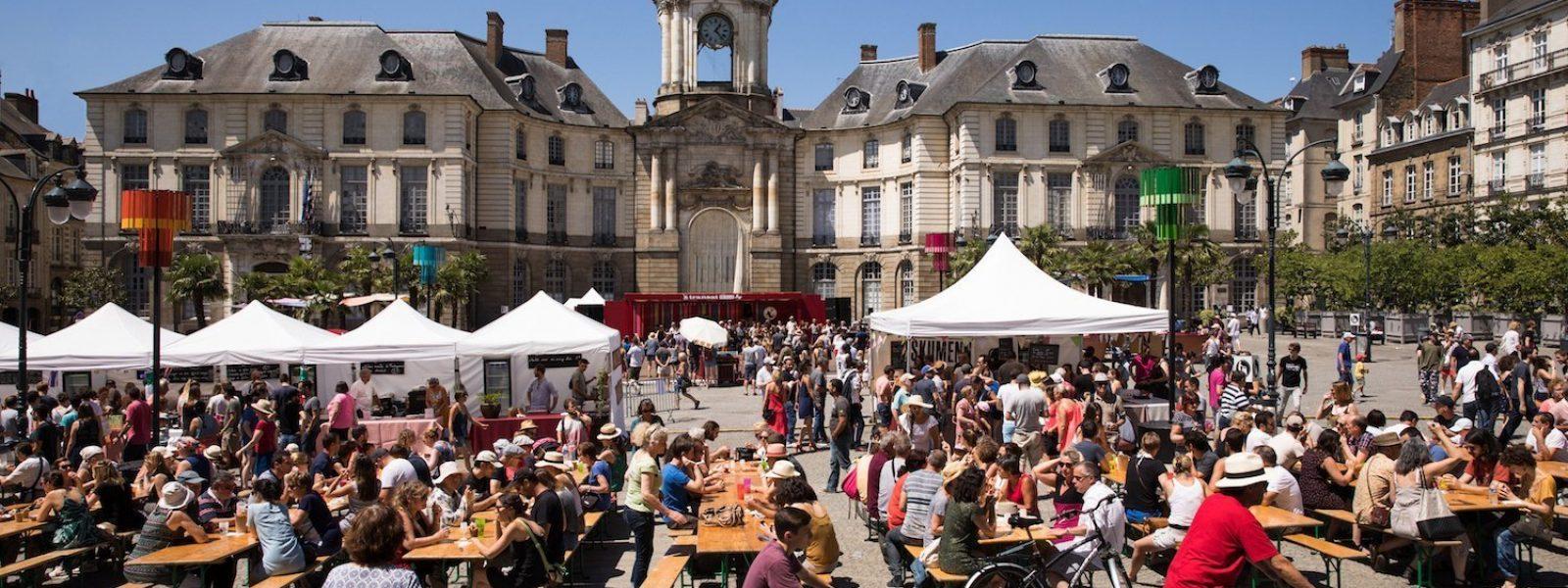 Rennes, destination idéale pour vos vacances