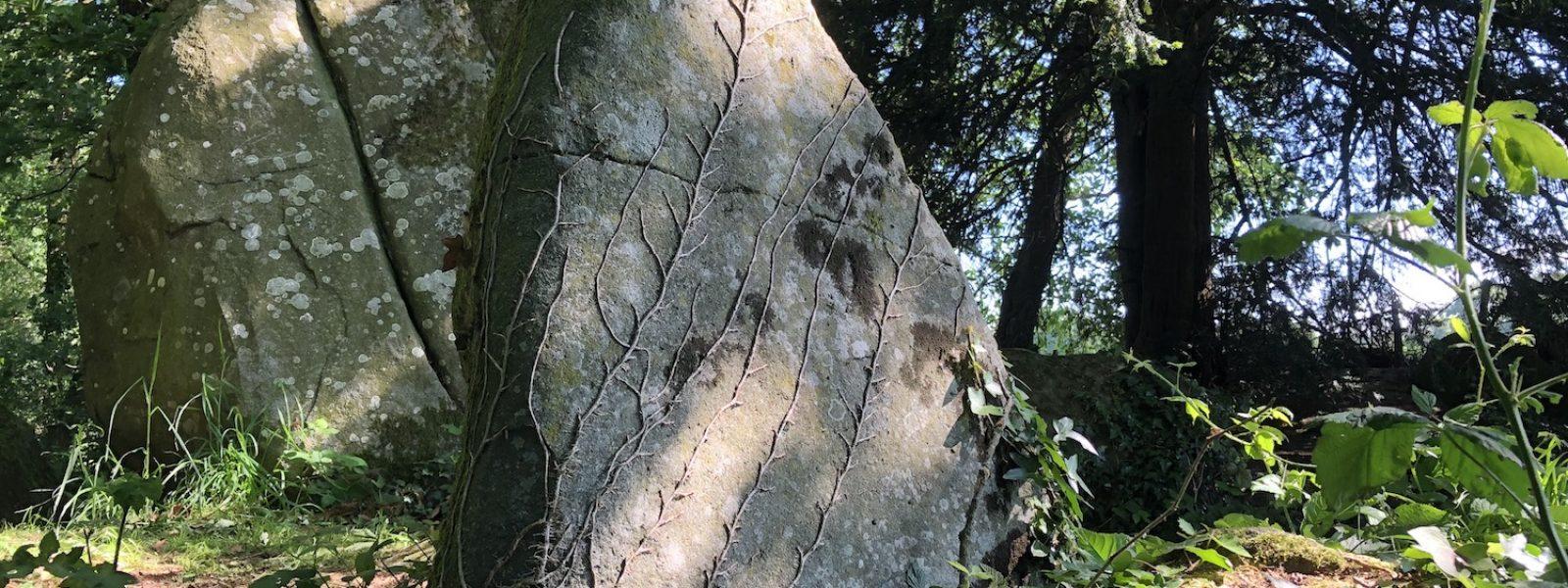 Les Roches du DIable près de Bécherel