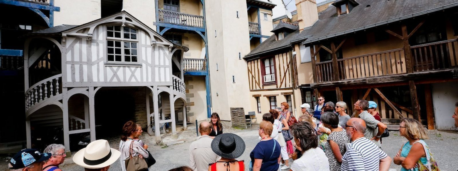 Visite guidée, les trésors cachés de Rennes