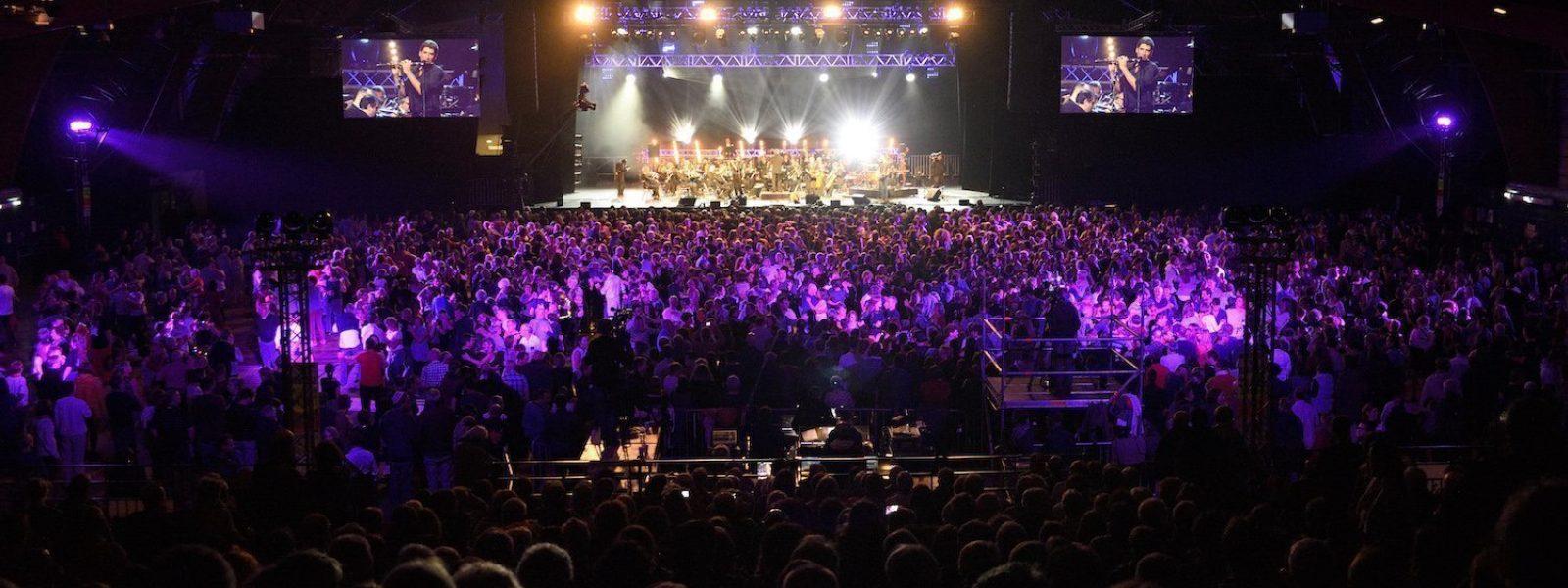 Festnoz au festival Yaouank à Rennes