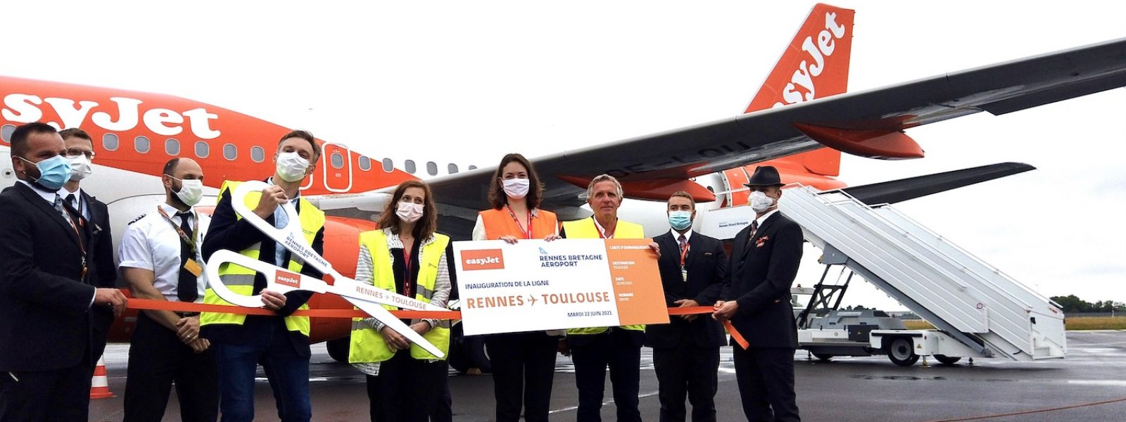 Rennes-toulouse-easyjet