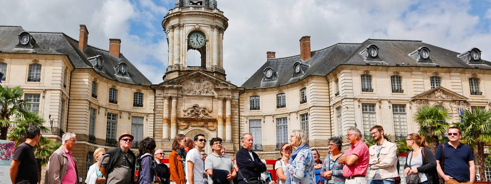 Visite de Rennes en groupe